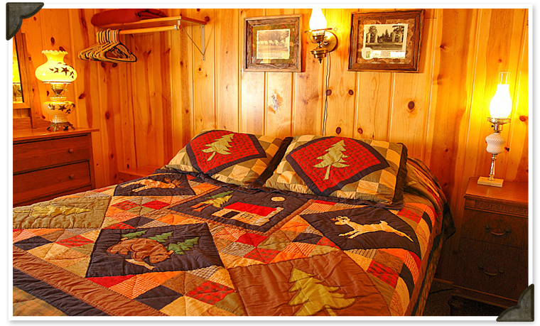 Kaubashine 3-Bedroom Cabin Minocqua, WI