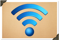 WiFi at Blacks Cliff Lakeside Resort